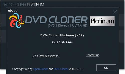 DVD-Cloner Crack 2021 18.40 Full Product Key [Latest Version]
